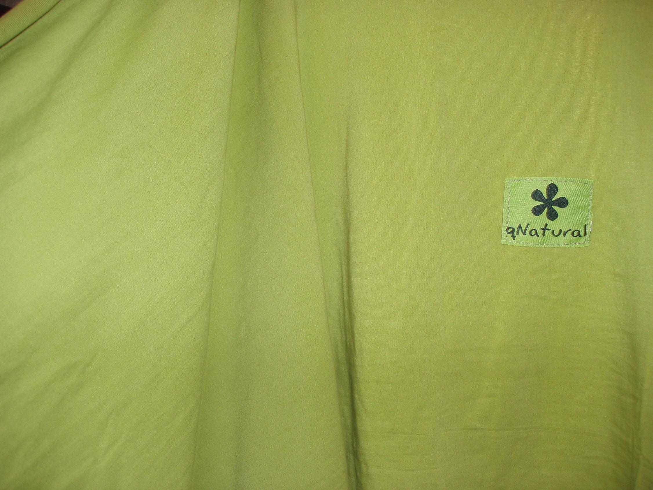 Detalle del tejido de un fular elástico (Minsá)