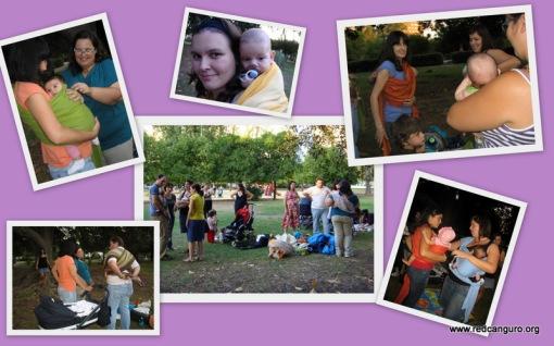 Encuentro y taller abierto en el Parque de los Príncipes